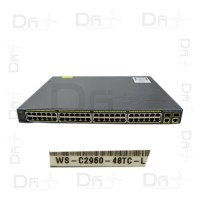 Cisco Catalyst WS-C2960-48TC-L