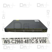 Cisco Catalyst WS-C2960-48TC-S