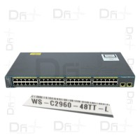 Cisco Catalyst WS-C2960-48TT-L