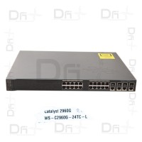 Cisco Catalyst WS-C2960G-24TC-L