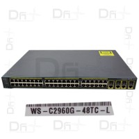 Cisco Catalyst WS-C2960G-48TC-L