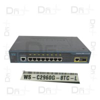 Cisco Catalyst WS-C2960G-8TC-L