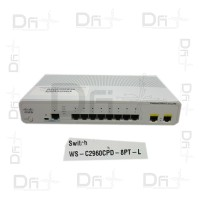 Cisco Catalyst WS-C2960CPD-8PT-L