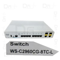 Cisco Catalyst WS-C2960CG-8TC-L