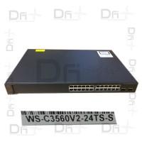 Cisco Catalyst WS-C3560V2-24TS-E