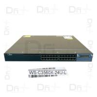 Cisco Catalyst WS-C3560X-24U-L