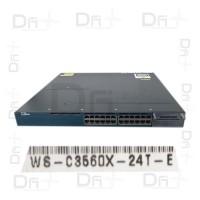 Cisco Catalyst WS-C3560X-24T-E
