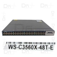 Cisco Catalyst WS-C3560X-48T-E