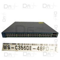 Cisco Catalyst WS-C3560E-48PD-E