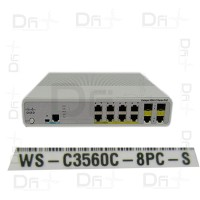 Cisco Catalyst WS-C3560C-8PC-S
