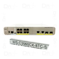 Cisco Catalyst WS-C3560CX-8TC-S