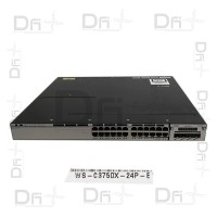 Cisco Catalyst WS-C3750X-24P-E