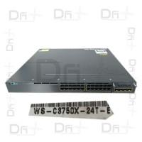 Cisco Catalyst WS-C3750X-24T-E