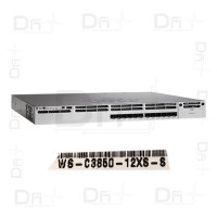 Cisco Catalyst WS-C3850-12XS-S
