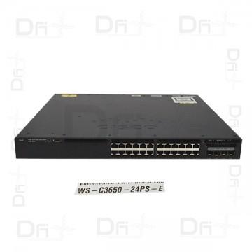 Cisco Catalyst WS-C3650-24PS-E