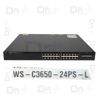 Cisco Catalyst WS-C3650-24PS-L