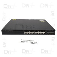 Cisco Catalyst WS-C3650-24PWD-S