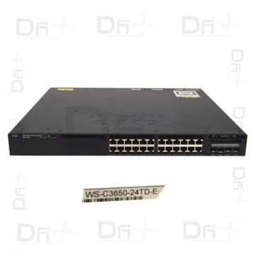 Cisco Catalyst WS-C3650-24TD-E