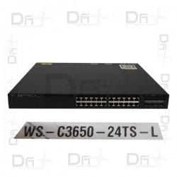 Cisco Catalyst WS-C3650-24TS-L