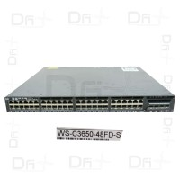 Cisco Catalyst WS-C3650-48FD-S