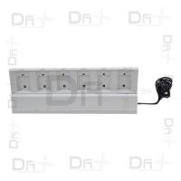 Ascom Chargeur Batterie DECT 6 positions D81 - CR4-AAAB