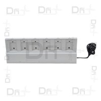 Ascom Chargeur Batterie DECT 6 positions D63 - CR4-AAAC