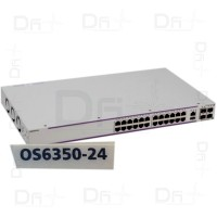 Alcatel-Lucent OmniSwitch OS6350-24