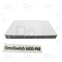 Alcatel-Lucent OmniSwitch OS6400-P48