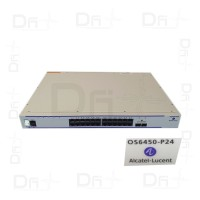Alcatel-Lucent OmniSwitch OS6450-P24