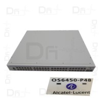 Alcatel-Lucent OmniSwitch OS6450-P48