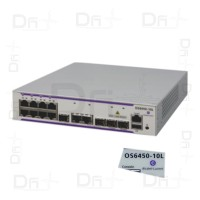Alcatel-Lucent OmniSwitch OS6450-10L