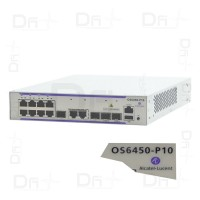 Alcatel-Lucent OmniSwitch OS6450-P10