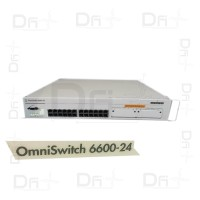 Alcatel-Lucent OmniSwitch OS6600-24