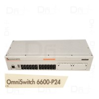 Alcatel-Lucent OmniSwitch OS6600-P24