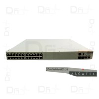 Alcatel-Lucent OmniSwitch OS6602-24