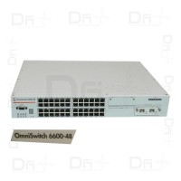 Alcatel-Lucent OmniSwitch OS6600-48