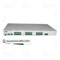 Alcatel-Lucent OmniSwitch OS6850-U24X