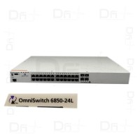 Alcatel-Lucent OmniSwitch OS6850-24L