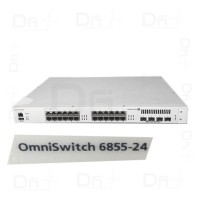 Alcatel-Lucent OmniSwitch OS6855-24