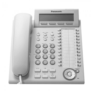 Panasonic KX-DT343 Digital Phone Blanc
