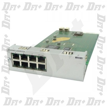 Carte LANX8 Alcatel-Lucent OmniPCX OXO - OXE