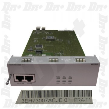 Carte PRA-T1 Alcatel-Lucent OmniPCX OXO - OXE