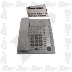 Panasonic KX-T7750 Digital Phone Blanc