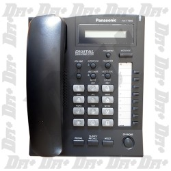Panasonic KX-T7665 Digital Phone Noir