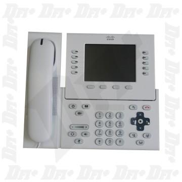 Cisco 8961 White IP Phone