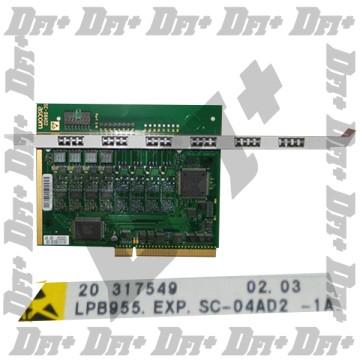 Carte SC-04AD2 Aastra Ascom Ascotel IntelliGate 2025-45-65