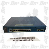 Cisco Catalyst WS-C3560-8PC-S
