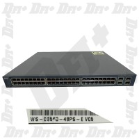 Cisco Catalyst WS-C3560-48PS-E
