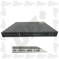 Cisco Catalyst WS-C3560-48PS-E