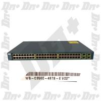 Cisco Catalyst WS-C3560-48TS-E